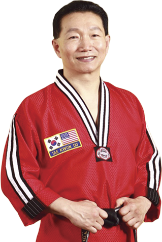 Master Lee, U.S. TaeKwonDo College, Eugene, Oregon